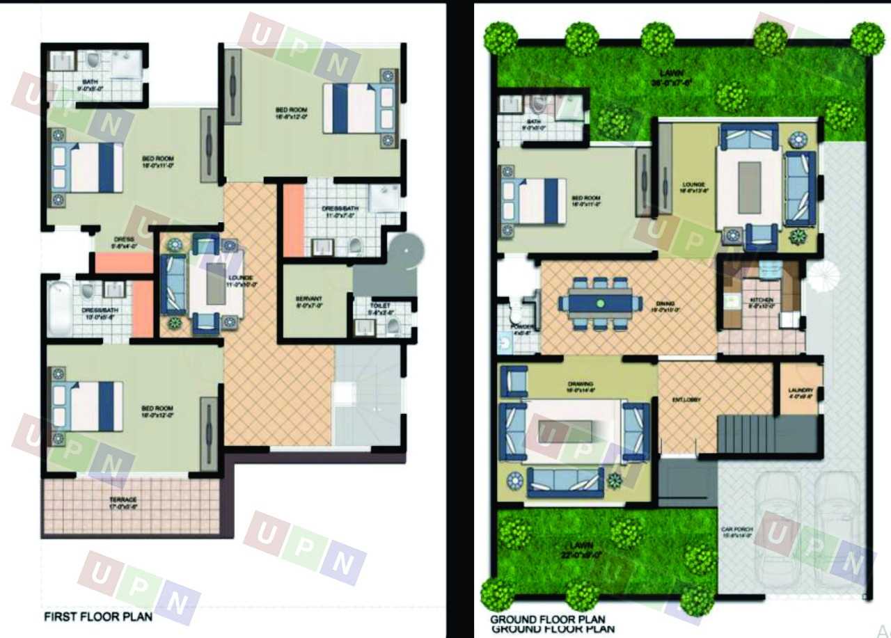 Motor city karachi villas floor plan and booking details for Motor city carpet and flooring